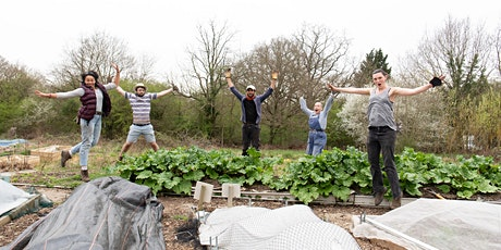 How can community organising sow the seeds for a diverse food movement? tickets