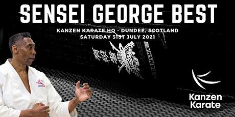 Seminars with Sensei George Best 7th Dan tickets