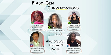 First-Gen Conversations tickets