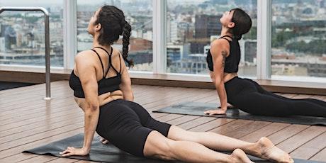 Yoga & Brunch en el Novotel Barcelona City tickets