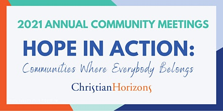 Central East Annual Community Meeting tickets