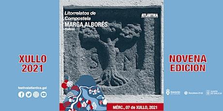Litorrelatos de Compostela | Marga Alborés (Galicia) | SCQ entradas