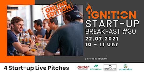 Ignition Start-up Breakfast #30 Tickets