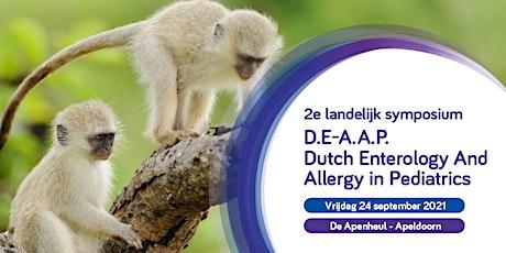 2e landelijke symposium kindermaag-darm-leverziekten en -allergologie tickets