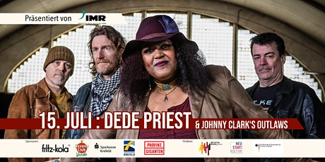 Dede Priest & Johnny Clark's Outlaws - Open Air tickets