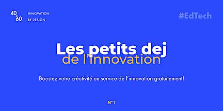 Petit Dej' de l'innovation billets