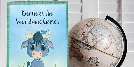 Bertie at the Worldwide Games  In-Person Book Reading with Wendy H. Jones tickets