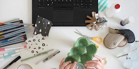 Design Time: Colourama-Online workshop biglietti