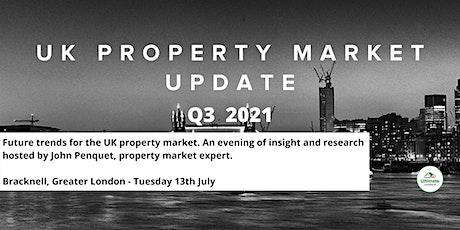 UK Property Market Update- Bracknell, Greater London tickets