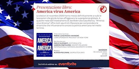 Presentazione Libro: America virus America tickets