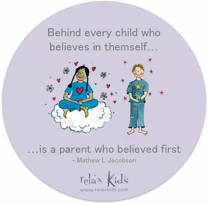 Relax Kids Belfast Transfer Test Confidence Booster Workshops image