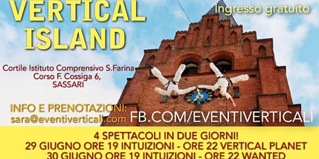 eVentiVerticali live a Sassari Estate 2021! biglietti