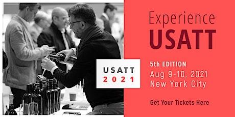 2021 USA Trade Tasting Visitor Registration Portal tickets