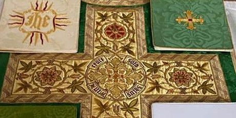 """Lunchtime Talk - """"The Art of Embroidery"""" tickets"""