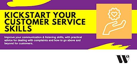 Kickstart Your Customer Service Skills tickets