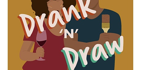 Drank 'n' Draw (paint) tickets