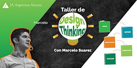 Taller de Design Thinking boletos