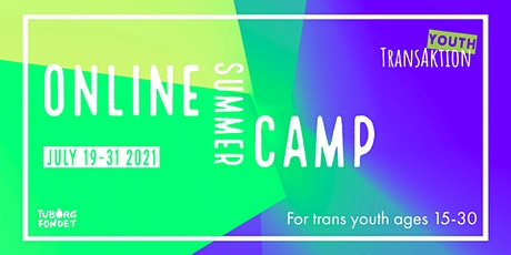 TransAktion Youth Online Camp tickets
