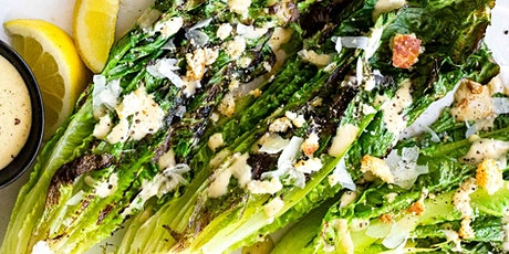 UBS - Virtual Cooking Class: Grilled Romaine Caesar + Garlic Sourdough tickets