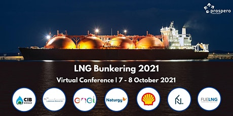 LNG Bunkering 2021 tickets