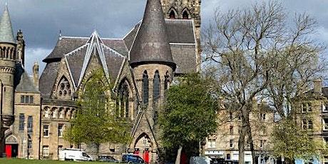 Lunchtime Talk - Theology in Stone: Faith and Art in Edinburgh's Churches tickets