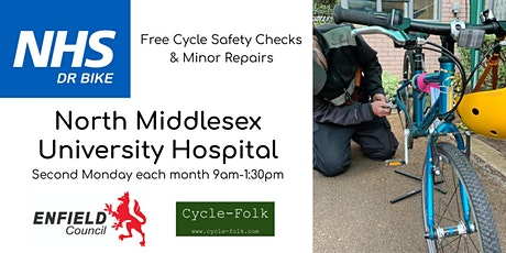 Dr Bike - North Middlesex University Hospital tickets