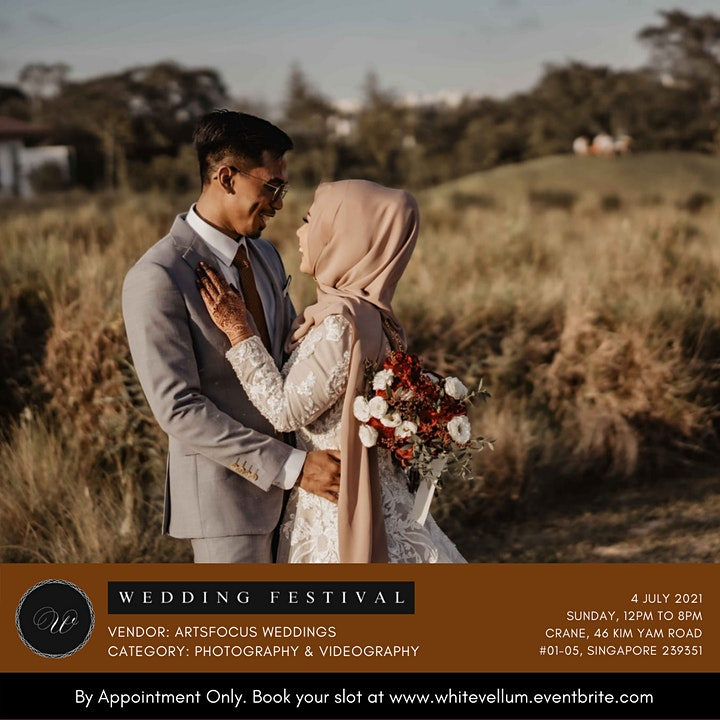 Wedding Festival - July 2021 image