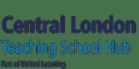 ECF Mentor Training - Central London Teaching School Hub tickets