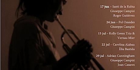 Jazz en Directo en Eroica Caffè Barcelona entradas