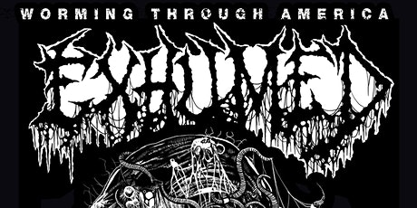 Exhumed tickets