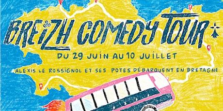 Le Breizh Comedy Tour débarque à Arradon (22) - (1ère session) billets