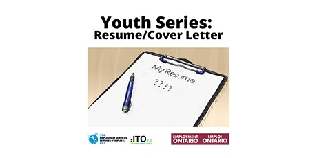 Youth Series: Resume/Cover Letter tickets