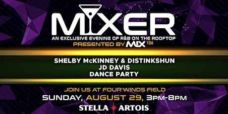 4th Annual Mix 106 Mixer tickets