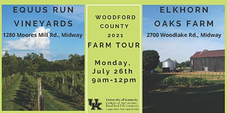Woodford County Farm Tour tickets
