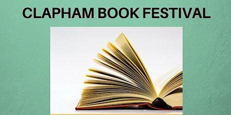 Clapham Book Festival Online tickets