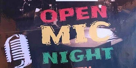 Open Mic with Martin Chapple tickets