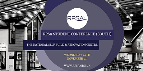 RPSA 2021 Student Conference South tickets