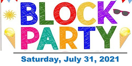Saint Andrew's Summer Block Party tickets