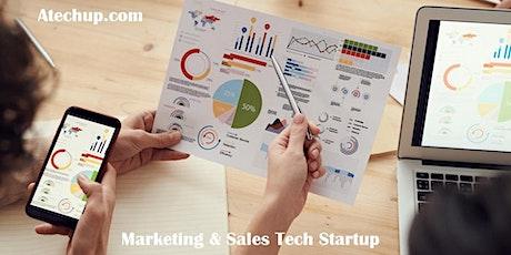 Develop a Successful Marketing & Sales Tech Startup Business Today! entradas