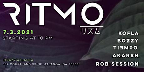 RITMO Presents: Los Residentes w/ Akarsh, Bozzy, & Ti3mpo tickets