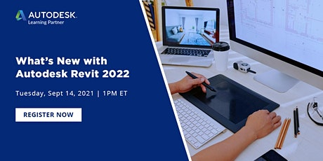 Webinar - What's New with Autodesk Revit 2022 tickets