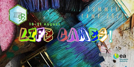 'Life Games' Summer Camp 2021 tickets
