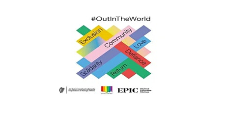 'Out in the World': An LGBTQ+ exhibition.  Live Streamed Tour tickets
