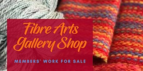 Fibre Arts Gallery Shop tickets