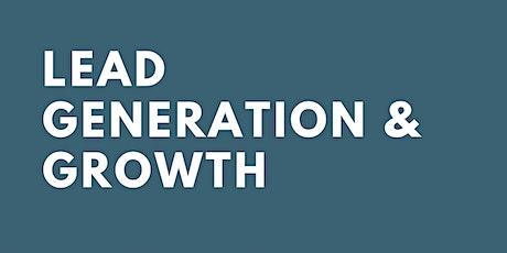 Lead Generation & Growth tickets
