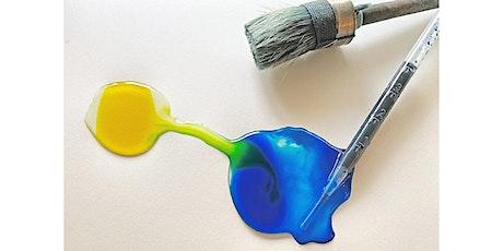 Workshop | Magisch Malen | Für 3- bis 6-Jährige mit erw. Begleitung Tickets