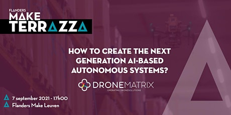 TERRAZZA 2: How to create the next gen AI-based autonomous systems? tickets