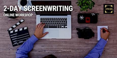 2-Day Screenwriting Workshop tickets