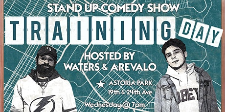 FREE Stand up Comedy Show  in Astoria Park! Every Wednesday at 7pm tickets