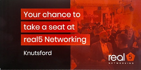real5 Networking Knutsford - XMAS PARTY! tickets